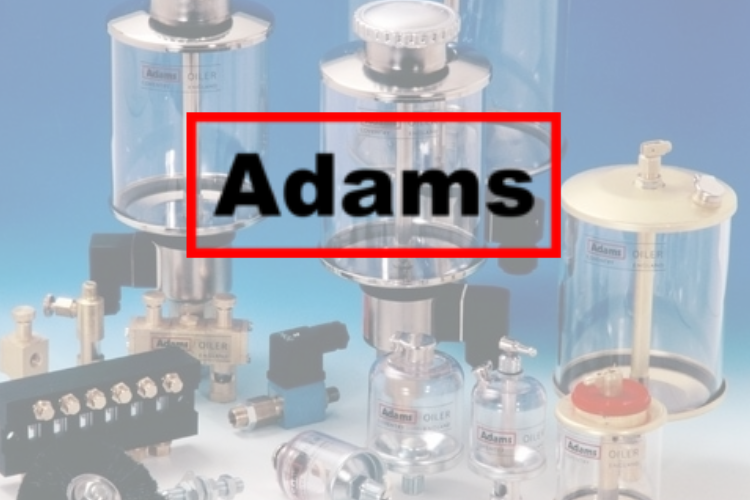 New Adams Lubetech website