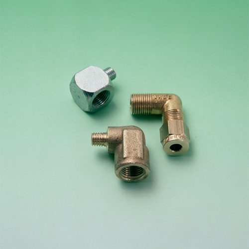 Compression Tube Nuts and Sleeves